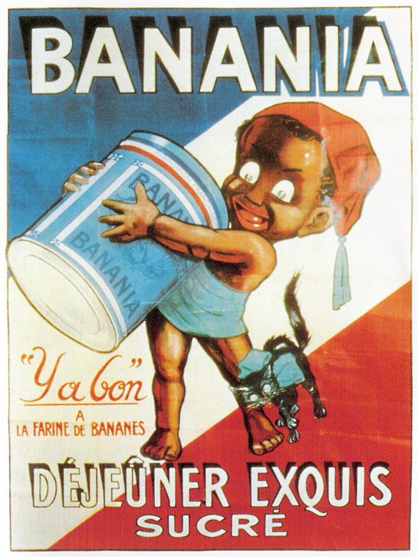 Très Banania // TPE Première ES LT39